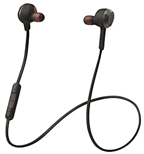 Jabra ROX Wireless - Manos libres Bluetooth para móvil, negro