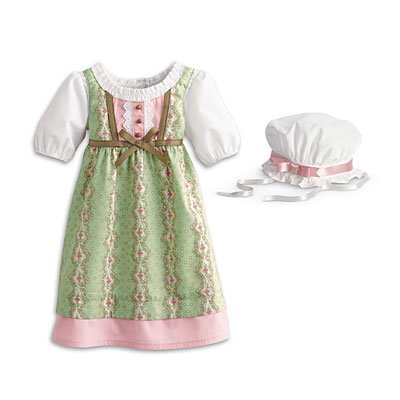 American Girl Caroline - Caroline's Work Dress by American Girl