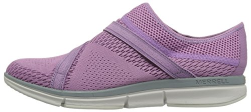 on Zoe Sojourn Shoes Trainers ladies E Womens Grape Very Merrell Q2 Slip mesh wR8gOqcZA