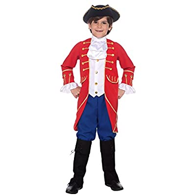 Forum Novelties Founding Father Child's Costume, Medium: Toys & Games