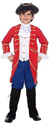 Forum Novelties Founding Father Child's Costume, Large