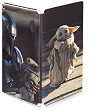 Amazon Fire HD 10 Tablet Case, Star Wars The Mandalorian The Child (only compatible with 2017 and 2019 releases)