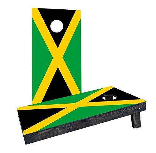 55%以上節約 Custom Cornhole Boards Incorporated CCB269-C-RH Jamaica National Cornhole Flag Boards B07HLHQ6H2 Cornhole Boards [並行輸入品] B07HLHQ6H2, エドガワク:e5cc4c31 --- arianechie.dominiotemporario.com