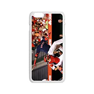 BYEB Boston Red Sox Phone Case for Iphone 6