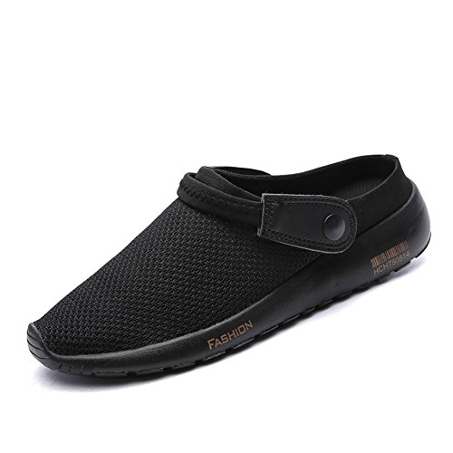 入る盗賊対立(クイブー)KUIBU 超軽量 通気 速乾 柔らか 疲れにくい メッシュ ネットフィット クッション性 耐久性 メンズファッション アウトドア ビーチサンダル ビーサン メンズ靴 ローファー スリッポン スリッパ サンダル