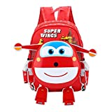 Best GUND Birthday Gift For 3 Year Old Boys - Jewh 3D Bags for Kids Plush Backpack New Review