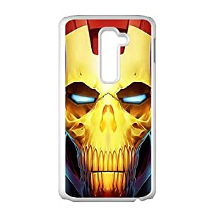 Iron Man White LG G2 case