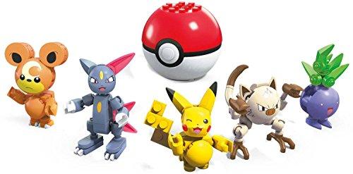 Mega Construx Pokemon Multi Pack