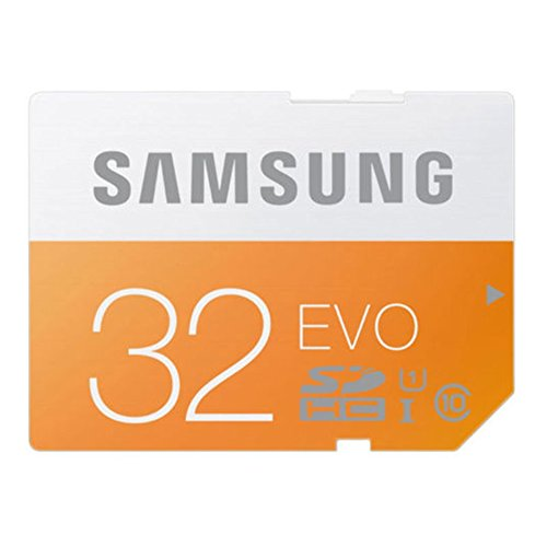 Samsung EVO Class 10 32 GB MicroSDHC 48 MB/S Memory Card with SD Adapter  MB MP32DA