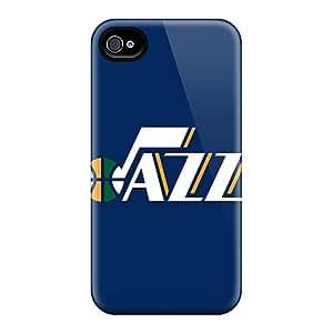 New Iphone 4/4s Case Cover Casing(nba Utah Jazz 1)