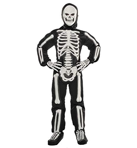 Amscan 840269 Children's Scary Bones Costume Size Large ()
