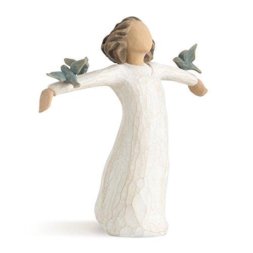 Wood Angels Figure - 5