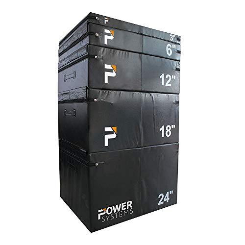 (Power Systems Foam Plyobox, 18 Inches, Black (20676))