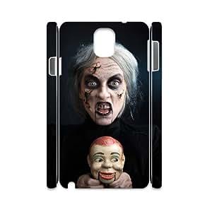 WJHSSB Diy case Dead Silence customized Hard Plastic 3D Case For Samsung Galaxy note 3 N9000 [Pattern-4]