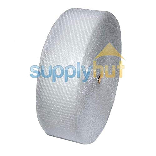 Shipping Supplies & Packaging Materials 1/2'' SH Large Bubble Cushioning Wrap Padding Roll 1/2'' x 250' x 24'' Wide 250FT Packaging and Packing Supplies Accessories