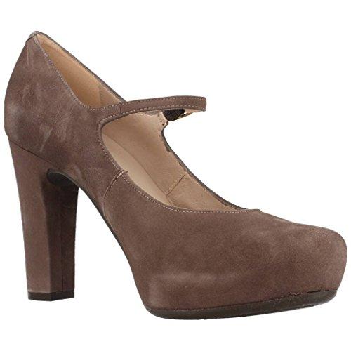 Brown Ks Model Heeled Shoes Brown Brand Unisa F15 Colour Shoes Wajun Xq1wytz