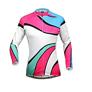 ROOMZOOM 1PC Unique Santic Cycling Coat Make You Feel More Comfortable M