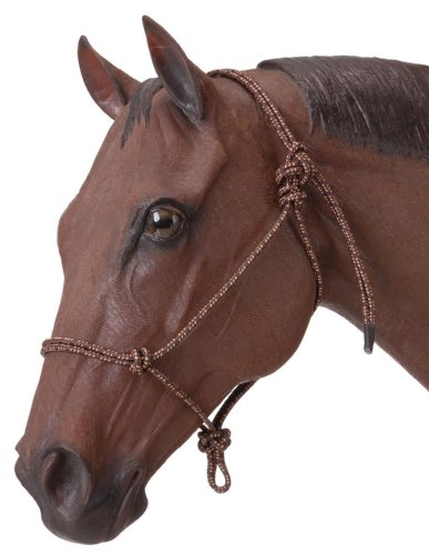 Tough 1 Horse Poly Rope Tied Halter