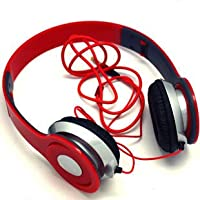 Lambent Mega Bass over Ear Headphone for All Smartphones/iOS Devices (Assorted Colour)