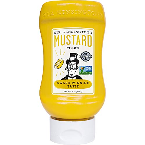 Sir Kensington's Mustard Yellow Squeeze, 9 oz