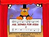 ASL Songs for Kids on CD-ROM for Windows Only