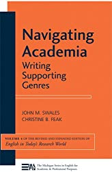 john swales writing about writing