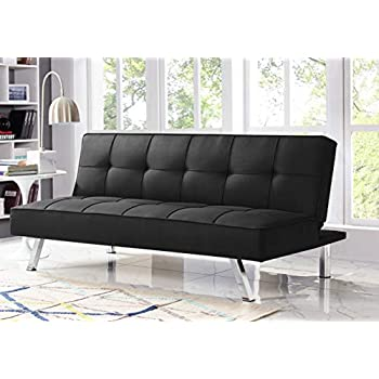 Amazon.com: Best Choice Products Faux Leather Upholstery 3 ...