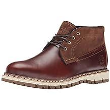 Timberland Men's Britton Hill Clean Waterproof Chukka Boot