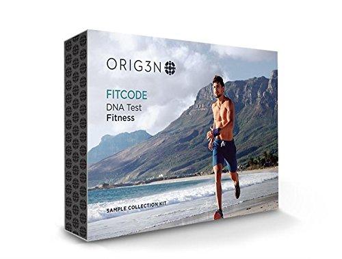 ORIG3N Genetic Home DNA Test Kit, Fitness by ORIG3N