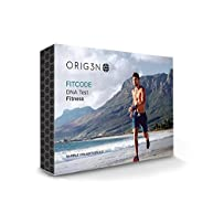 ORIG3N DNA Test - FITCODE Personal Genetic Fitness Assessment