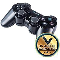 Virtual Zone Control Inalámbrico Compatible con Playstation 3 - Color Negro - con Cable de Carga