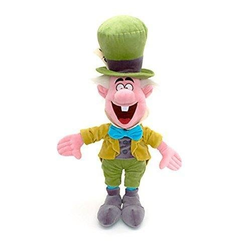 Mad Hatter Plush - Alice In WonderLand Plush by (Mad Hatter Hat With Hair)