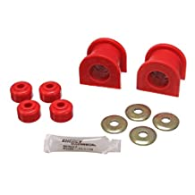 Energy Suspension 8.5118R 27mm Front Sway Bar Bushing Set for Toyota