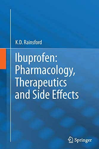 Ibuprofen: Pharmacology, Therapeutics and Side Effects