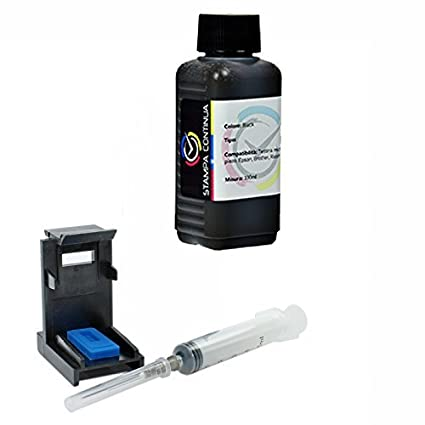 Кit Carga Cartuchos HP 304 Negro, Tinta Refill Clip para Impresora ...