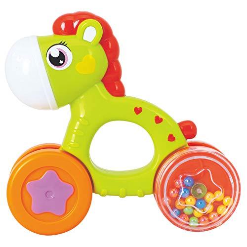 Winkel Basketball Rattle Sensory Teether Theething Toy Child Children