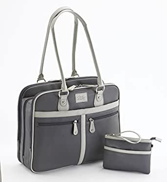 Amazon Com Mobile Edge 16 Inch Verona Laptop Tote