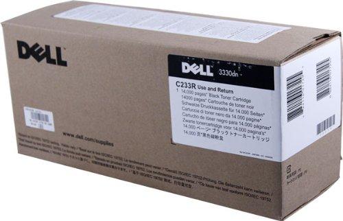 Dell 3330dn High Yield Use & Return Black Toner 14000 Yield