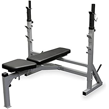 Amazon Com Olympic Weight Bench Olympic Bench Press Olympic Weight Bench With