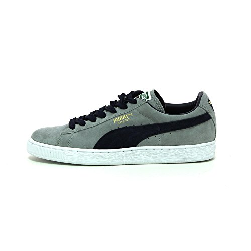 Classic Navy Basses Graphite Sneakers Adulte Suede Puma Mixte 764SSn