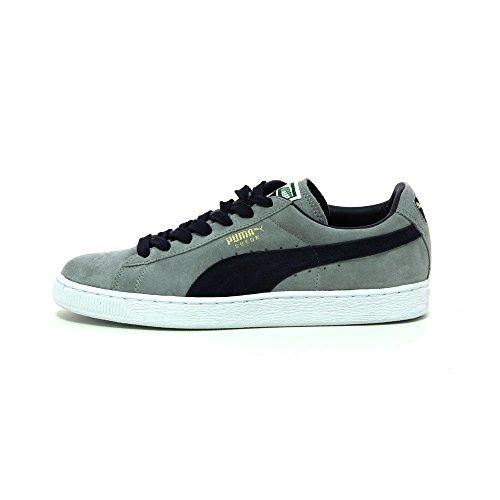 Suede grau Sneaker 350734 Herren Puma Classic adx0vq0p