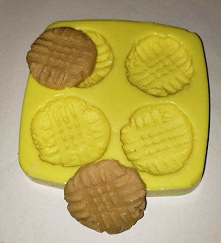 Peanut Butter Cookies Candle & Soap Mold