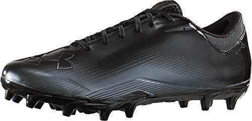 Under Armour New Nitro III Low MC Molded Football Cleat Mens Size 12 Blk