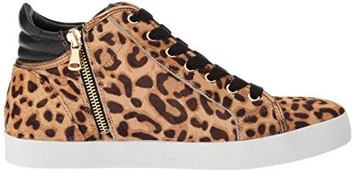 Steve Madden Kvinners Frelser Sneaker Leopard Multi