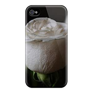High-end Protector Case For Iphone 6 4.7Inch Cover(fair Roses)