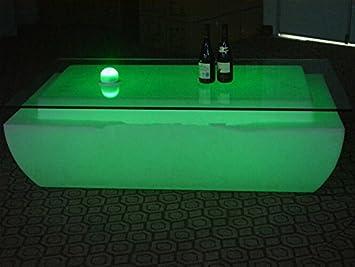 GOWE mando a distancia LED mesa de luz sala de estar muebles lujo ...