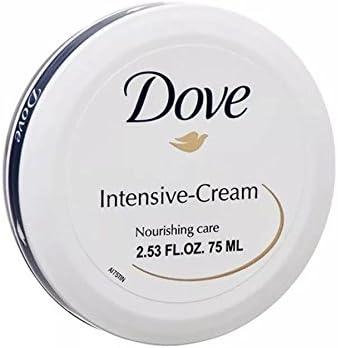 Dove 1 Intensive Nourishing Care Cream, 75Ml