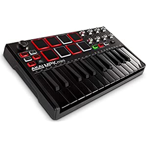 Akai Professional MPK Mini MKII | 25-Key Port...