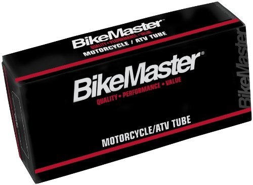 BikeMaster Motorcycle Tube - 2.75/3.00-12 - TR-6 Valve Stem IM17484 by BikeMaster