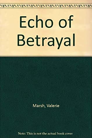 book cover of Echo of Betrayal